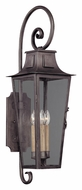 Troy B2963 French Quarter Extra Large 4-light Indoor/Outdoor Wall Lantern