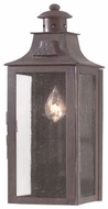 Troy BCD9007OBZ Newton Traditional Outdoor 1 Light Wall Sconce - 5 inches wide