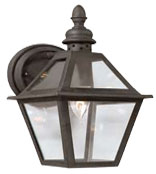 Troy B9620NB Townsend Traditional Outdoor Wall Sconce