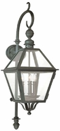 Troy B9622NB Townsend Traditional Outdoor Wall Lantern - 11 inches wide