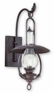 Troy BCD9010OBZ La Grange Traditional Outdoor Wall Lantern - 9.5 inches wide
