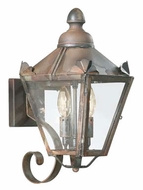 Troy B8940NR Preston Outdoor Wall Sconce - 7.25 inches wide