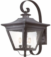Troy BCD8933CI Oxford Traditional Outdoor Wall Lantern - 13.25 inches wide