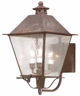 Troy BCD9134NR Montgomery Outdoor Wall Sconce - 10.25 inches wide