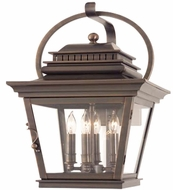 Troy B9722EB Westport Traditional Outdoor Wall Sconce - 12.5 inches wide