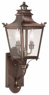 Troy B9491EB Dorchester Traditional Outdoor Wall Lantern - 7.5 inches wide