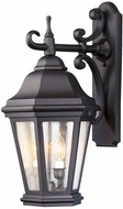 Troy BCD6836ABZ Verona Traditional Outdoor Wall Sconce - 19 inches wide