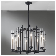 Feiss F26288AFBS Ethan 8-light Modern Chandelier