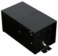 LBL TRANSRMTE300M Low Voltage 300W Magnetic Single Feed Remote Transformer - LED Compatible