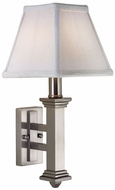 House of Troy WL609SN WL609 Wall Lamp in Satin Nickel
