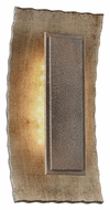 Troy BL3731 Ginza Small Warm Silver 10 Inch Tall LED Exterior Sconce - Modern