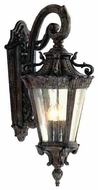 Trans Globe 4841 The Outdoor Collection IX Traditional Supported Outdoor Wall Sconce