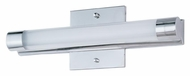 ET2 E22391-10PC Wand LED Small 14 Inch Wide Bathroom Vanity Lighting Fixture