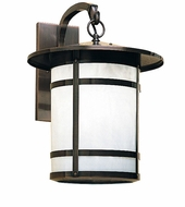 Arroyo Craftsman BB-11L Berkeley Craftsman Outdoor Wall Sconce - 14.625 inches tall