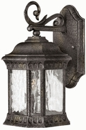 Hinkley 1720BG Regal 2 Light Traditional 13 Inch Outdoor Wall Sconce