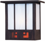 Arroyo Craftsman SSW-8 State Street Craftsman Outdoor Wall Sconce - 7.5 inches wide