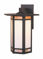 Arroyo Craftsman ETB-11 Etoile Craftsman Outdoor Wall Sconce - 10.875 inches wide