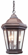 Troy FCD6895 Verona Extra Large 3 Candelabra Outdoor Lantern Drop Lighting