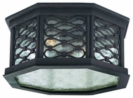 Troy 2370 Los Olivos Old World Flush Mount Outdoor Ceiling Light