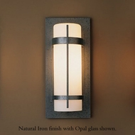 Hubbardton Forge 30-5893 Banded Outdoor Medium Sconce