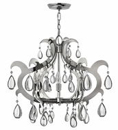 Fredrick Ramond 43354PSS Xanadu Small 6-light Pendant Drop Lighting