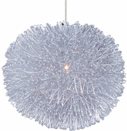 ET2 EP96075-AL Minx Brushed Aluminum 5 Inch Tall Wire Ball Bar Lighting - RapidJack