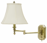 House of Troy WS-708 House of Troy Candlestick Wall Swing Arm Lamp