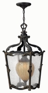 Hinkley 1422-AI Sorento Traditional Outdoor Hanging Light with Fluorescent Option