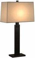 Sonneman 3305 Monolith Contemporary Table Lamp