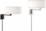 Sonneman 6089 Quadratto Contemporary Swing Arm Wall Lamp