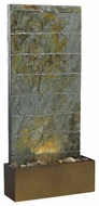 Kenroy Home Brook Contemporary Floor/Table Stone Fountain
