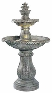 Kenroy Home Venetian Traditional Style Outdoor Floor Fountain