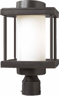 PLC 31875-ORB Catalina 16 inch Outdoor Wall Light Fixture in Oil Rubbed Bronze