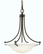 Feiss F2246-3 Barrington 3 Light 18 inch Pendant Fixture