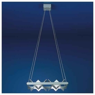 Zaneen D91005 Loft 4-light Contemporary Pendant