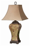 Uttermost 26882 Porano 36 Inch Tall Distressed Porcelain Table Top Lamp