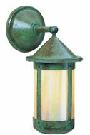 Arroyo Craftsman BB-7LW Berkeley Craftsman Outdoor Wall Sconce - 17 inches tall