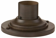 Troy PM4942 8 Inch Wide Circular Aluminum Pier Mount Base