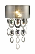 ELK 140601 Parisienne Contemporary Crystal Wall Sconce
