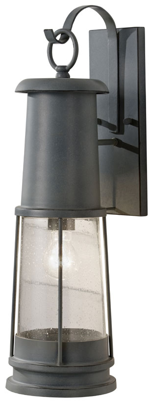 Feiss OL8102-STC Chelsea Harbor Large Outdoor Nautical 24 Inch Tall Sconce Lighting. Loading zoom  sc 1 st  Affordable L&s & Feiss OL8102-STC Chelsea Harbor Large Outdoor Nautical 24 Inch ... azcodes.com