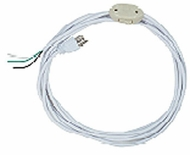 Tech Cord and Plug Kit for MonoRail Lighting Systems