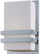 Lite Source LS16107 Riley Steel Frame Contemporary Wall Sconce Light