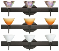 Besa Domi 3-light Modern Vanity Bathroom Light Fixture
