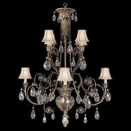 Fine Art Lamps 162740 A Midsummer Night's Dream 8-light Traditional Crystal Chandelier