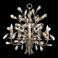 Fine Art Lamps 224540 A Midsummer Night's Dream Small 5-light Traditional Chandelier Lighting with Crystal Explosion