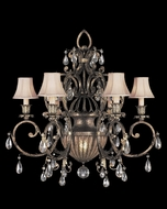 Fine Art Lamps 161740 A Midsummer Night's Dream 6+1-light Traditional Chandelier Lighting