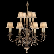 Fine Art Lamps 710340 Verona 12-light Rustic Chandelier Lighting