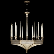 Fine Art Lamps 805440 Candlelight 21st Century Extra Large 24-light Candle Chandelier