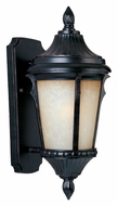 Maxim 86013LTES Odessa EE Small Espresso 16 Inch Tall Exterior Wall Lamp - Fluorescent