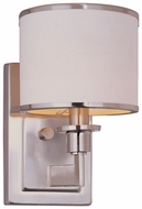 Maxim 12059WTSN Nexus Satin Nickel Wall Lighting Sconce